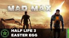 Half Life 3 Easter Egg - Mad Max