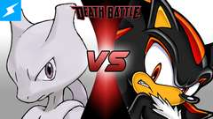 Mewtwo VS Shadow