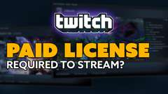 Required Streaming License Costs THOUSANDS of Dollars!?