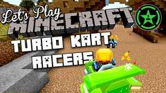 Let's Play Minecraft - Episode 166 - Turbo Kart Racers