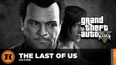 THE LAST OF US in GTA 5! Mod Gameplay!