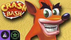 Crash Bash with Achievement Hunter