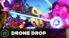Plants Vs Zombies Garden Warfare 2 - Drone Drop