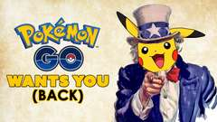 Pokemon Go WANTS YOU (back... please?)