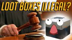 LOOT BOXES ARE ILLEGAL? - Dude Soup Podcast #146