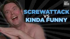 ScrewAttack vs Kinda Funny from SGC 2016