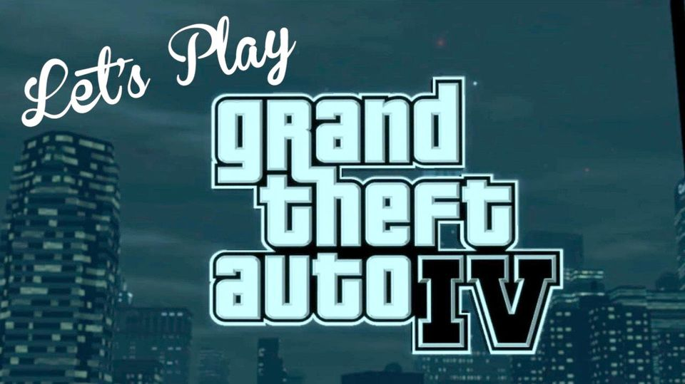 Let's Play - GTA IV Races