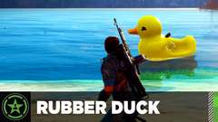 Just Cause 3 - Rubber Duck Easter Egg