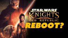 KOTOR Getting a REBOOT? New Leak!