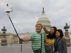 South Korea bans Selfie Stick