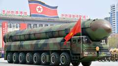 North Korean Missile Fires over Japan