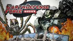 MECH MASSACRE - Earth Defense Force 4.1 Gameplay