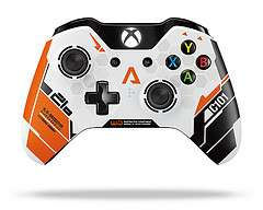 Titanfall Limited Ed Controller