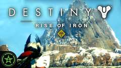 Destiny: Rise of Iron - Climbing the Iron Temple
