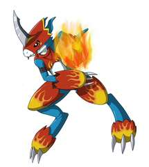 flamedramon7600