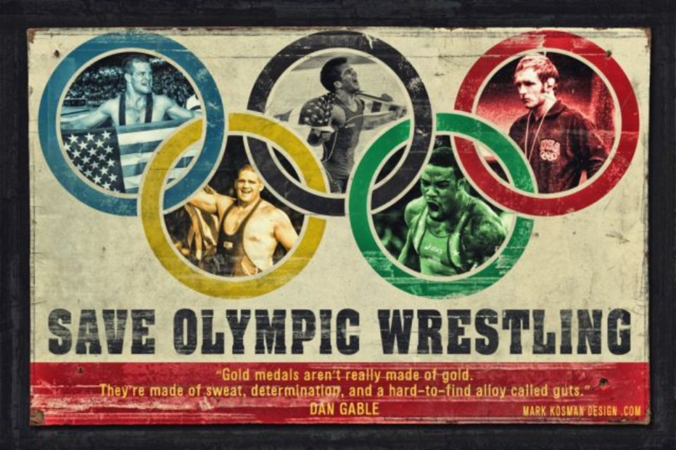 Save Olympic Wrestling Cover Photo Images