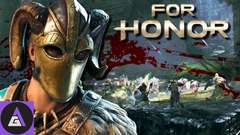 Let's Play For Honor - Astrid the Destroyer: HOW CAN YOU BREATH?