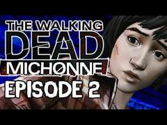 REMOVE THE BULLET - The Walking Dead Michonne - Give No Shelter Part 2