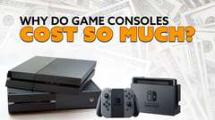 Why Do Consoles Cost Hundreds of Dollars?