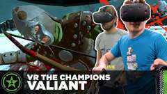 VR the Champions – Valiant