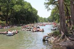 Tubing in Central Texas