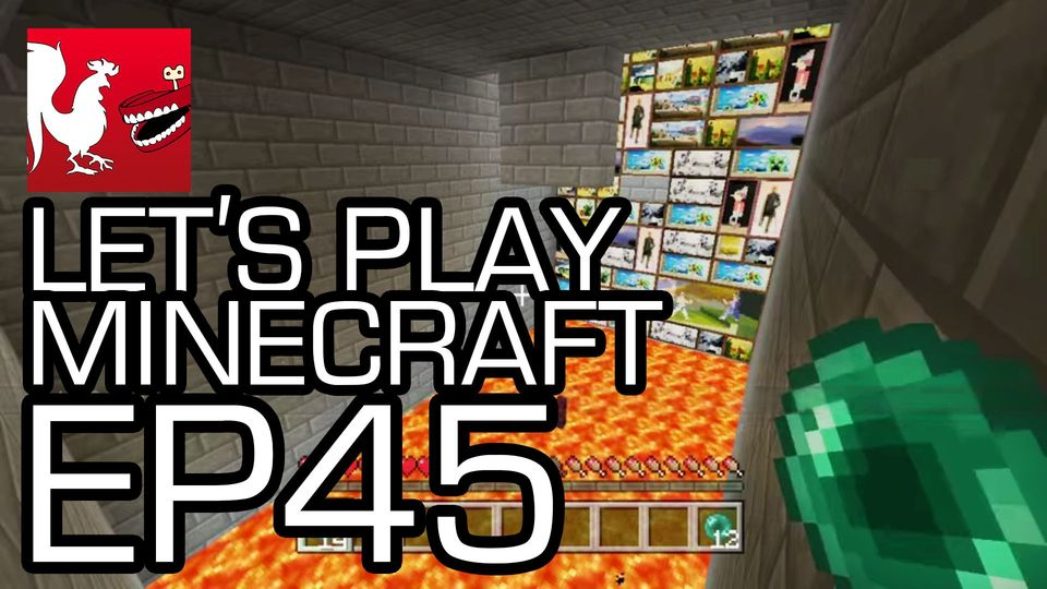 Minecraft Episode 45 - Thread the Needle