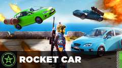 Just Cause 3 ? - Rocket Car