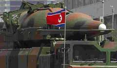 North Korean Fake Missiles