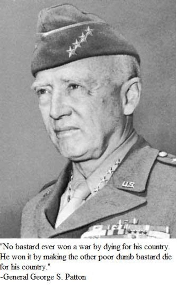 an analysis of the leadership style and accomplishments of george s patton a senior officer of the u Jr was the son of george s patton, sr pershing had patton promoted to captain and took the young officer to george patton - a unique style of leadership.