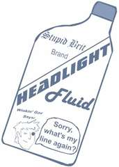 RTAA Headlight Fluid