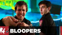 Murder Meeting Bloopers