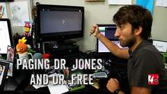Paging Dr. Jones and Dr. Free
