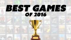 BEST GAMES of 2016!