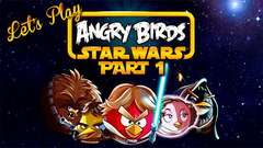 Angry Birds Star Wars Part 1