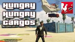 GTA V - Hungry Hungry Cargos