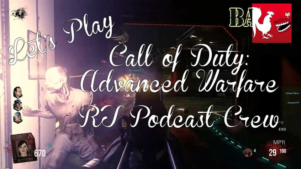 Let's Play - Call of Duty: Advanced Warfare Part 2