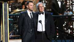 Chevy Chase Wanted to Fight Joel McHale