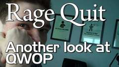 Behind the Rage Quit: QWOP