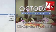 Octodad: Dadliest Catch - Band of Blubbers & Oh Captain, My Captain Trophies