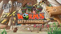 Worms Battegrounds Part 5