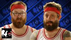 NBA Jam in Real Life - Featuring Geoff and Jack