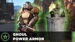 Fallout 4 - Ghoul Power Armor