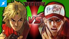 Ken VS Terry (Street Fighter VS King of Fighters)