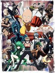One Punch Man's Different Staff
