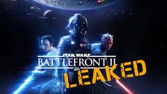 Star Wars Battlefront 2 LEAK! Campaign First Details