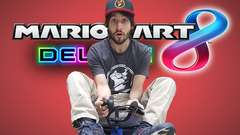 YOU'RE UNDER ARREST • Mario Kart 8 Deluxe Switch Gameplay