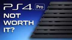 Reviews: Don't Buy a PS4 Pro?