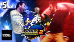 Sonic Adventure 2, #5 - The Dark Side