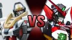Tigerzord VS Gundam Epyon