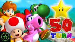 Mario Party 50 Turn Game